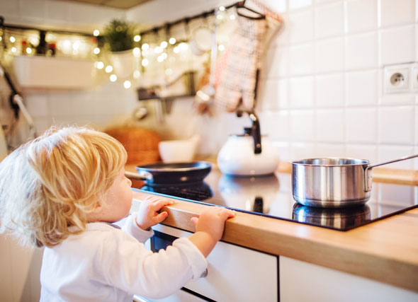 a guide to child proofing your home