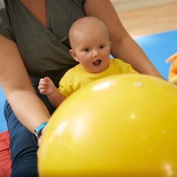 Boksburg Toptots parent and baby classes