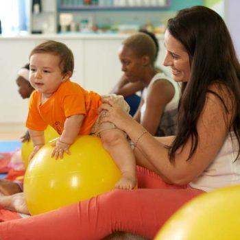 Boksburg Toptots parent and child classes