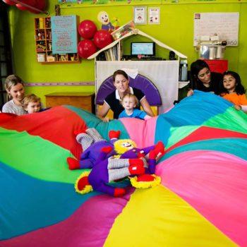 Boksburg Toptots parent and child workshop