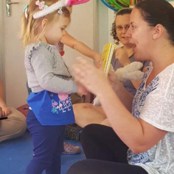 claremont toptots mother and child workshop
