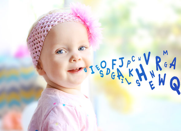 developing your baby's language the right way