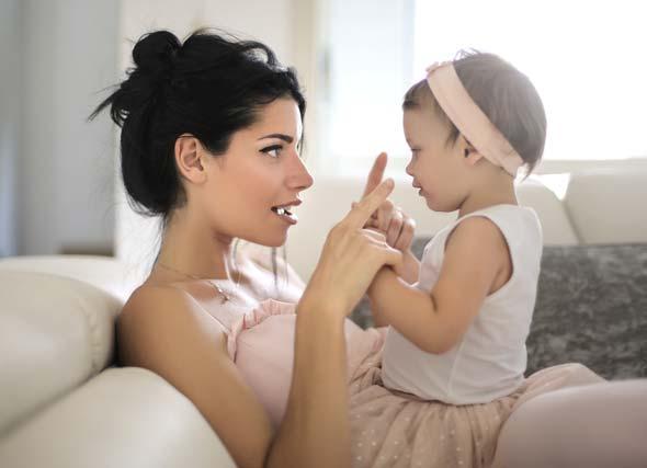 encourage your toddler to speak