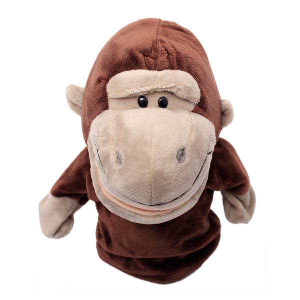 handpuppet monkey