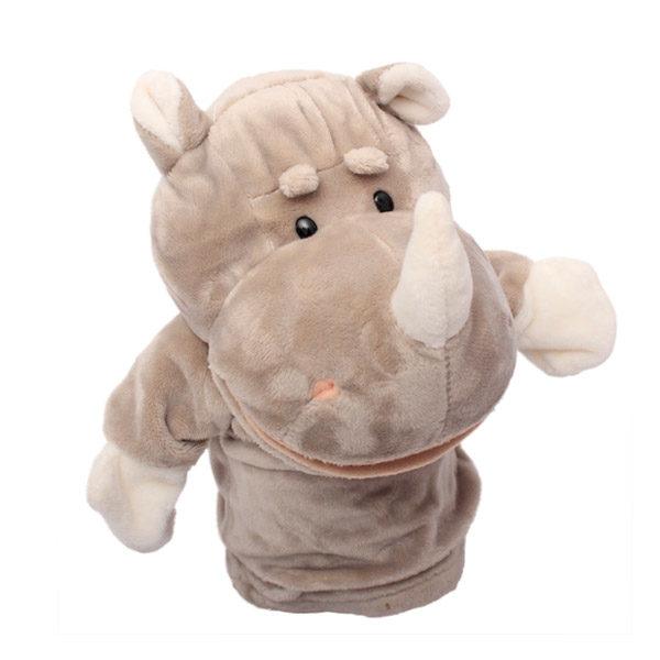 handpuppet rhino