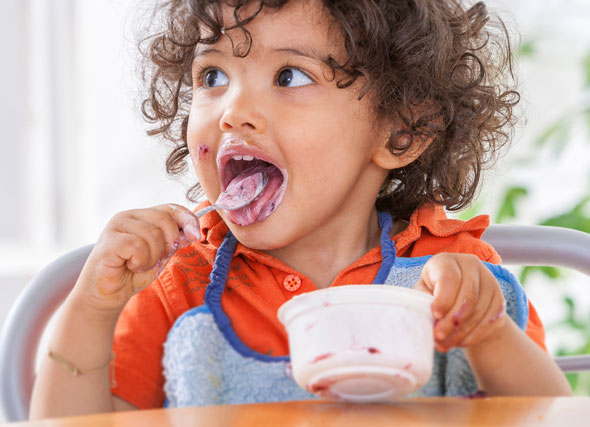 how much should you be feeding your toddler
