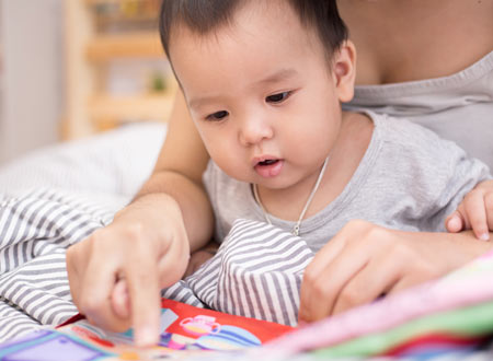 importance of reading to your toddler