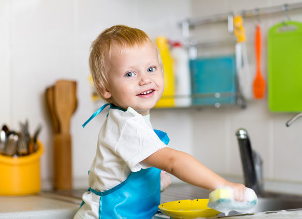 introducing easy chores
