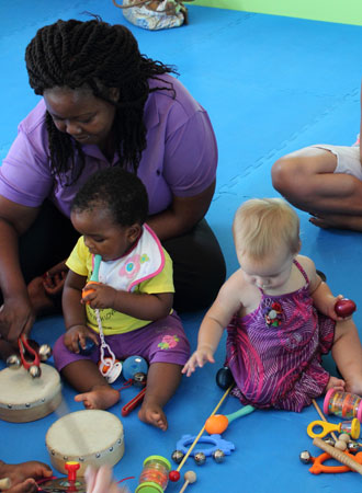 music is important for early childhood development