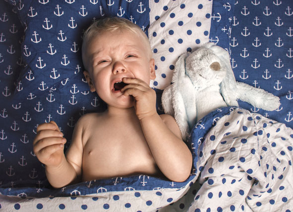 Night terrors in children explained