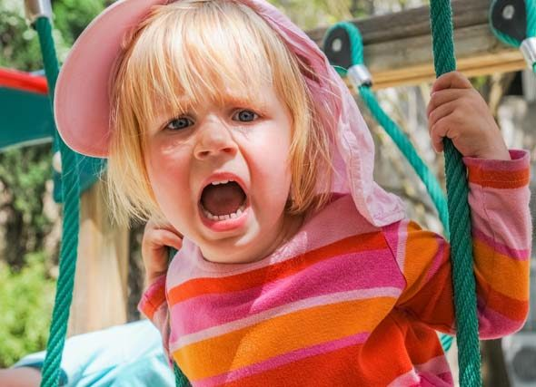 parenting a strong-willed toddler