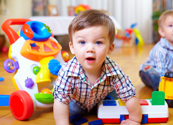 Toptots play date rules