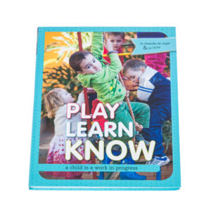 play learn know book