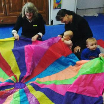 toddler activities parklands