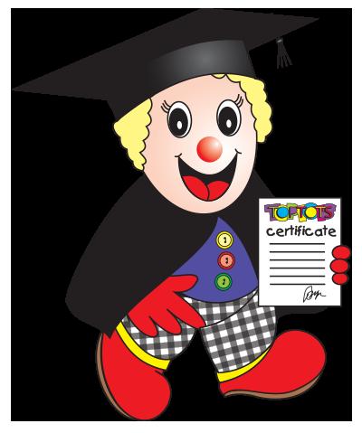 Tom-e Graduating