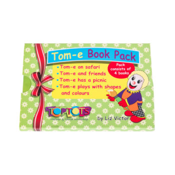 Tom-e book pack