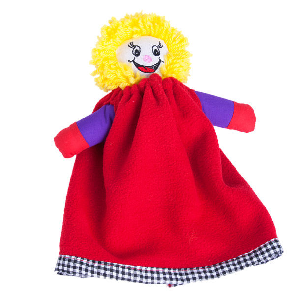 Tom-e comforter doll