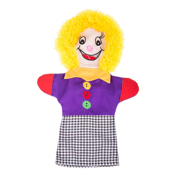 Tome hand puppet