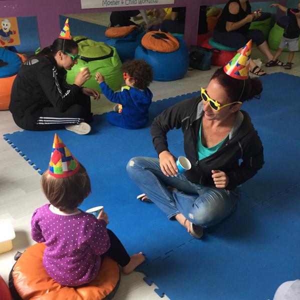 toptots alberton parent and child workshop
