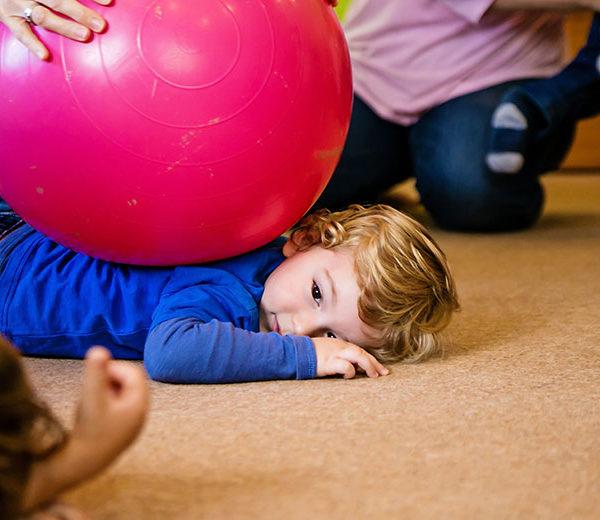 Toptots ball activities