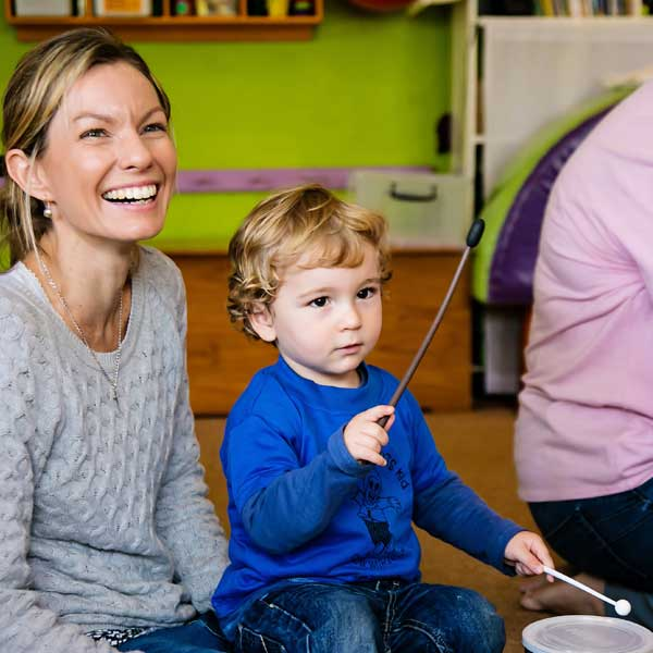 Toptots Bluff mother and toddler workshop