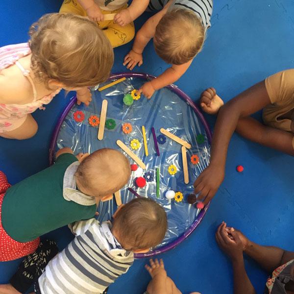 toptots cape town cbd parent and child workshop