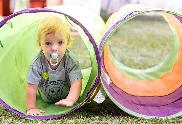 Toptots developmental activities for toddlers