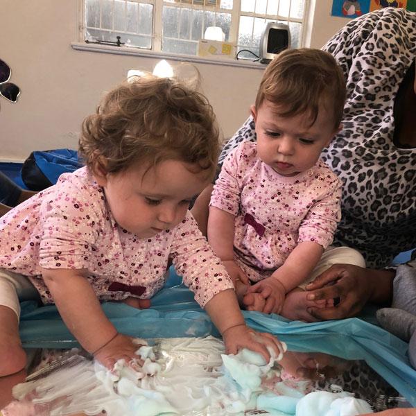 toptots early childhood development activities