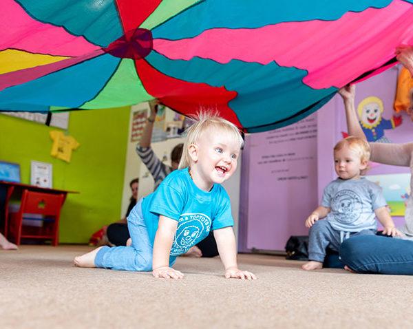 Toptots early childhood development workshops