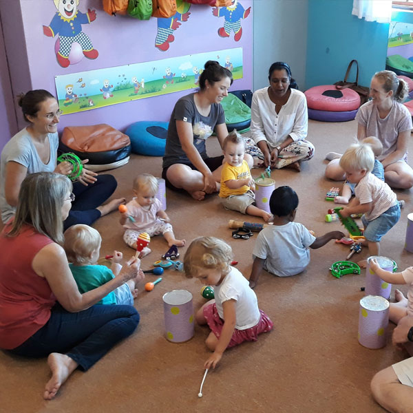 toptots forest hills parent and child workshop