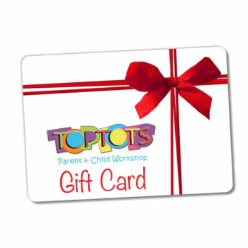 Toptots gift card