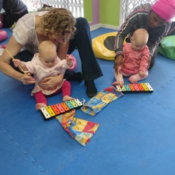 toptots hilton baby stimulation classes