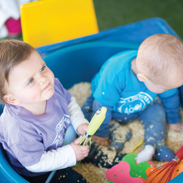 Toptots Melkbosstrand Child Stimulation Classes