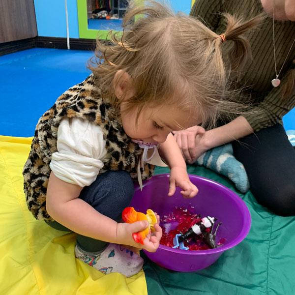 toptots middelburg parent and child workshop