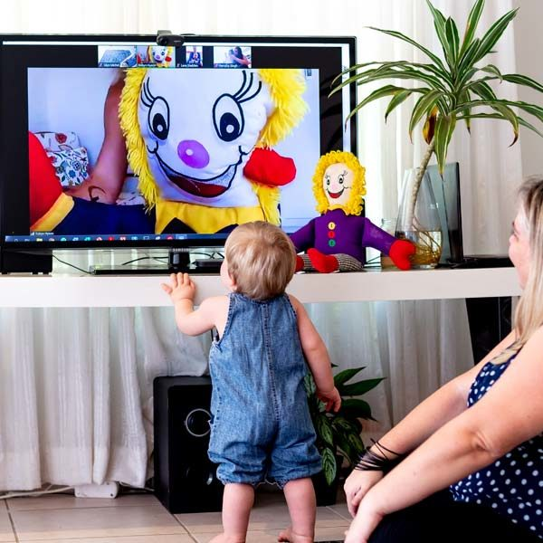 toptots online parent and child classes