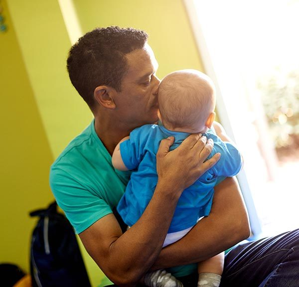 Toptots parent and baby workshop