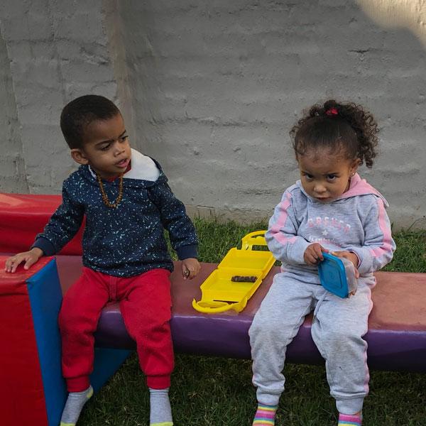 toptots randpark ridge parent and child classes
