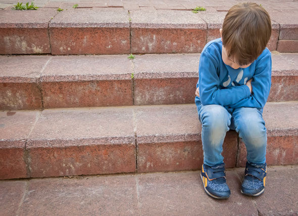 trauma in children