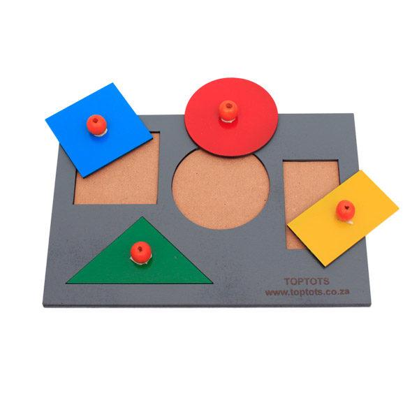 wooden puzzle apart